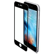 CELLY GLASS pre iPhone 7 Plus čierne - Ochranné sklo
