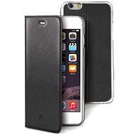 CELLY BUDDYIP6SBK černé - Pouzdro na mobilní telefon