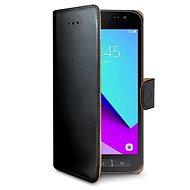 CELLY Wally pro Samsung Galaxy Xcover 4 (G390) černé - Pouzdro na mobilní telefon