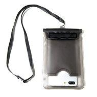 """CELLY Splash Bag na telefóny 5,7"""" čierne"""