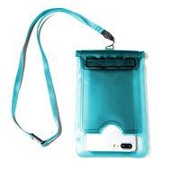 """CELLY Splash Bag na telefóny 5,7"""" modré - Puzdro na mobilný telefón"""