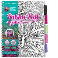 PUKKA PAD Project Book A4 linkovaný, k vybarvení