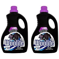 WOOLITE Extra Dark 2 × 2 l (66 praní) - Sada