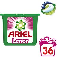 ARIEL Touch of Lenor 3in1 (36 ks)