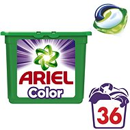 ARIEL Color 3in1 36 ks (36 praní) - Kapsle na praní