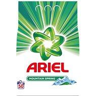 ARIEL Mountain Spring 3,75kg (50 pranie) - Prací prášok