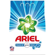 ARIEL Touch Of Lenor Fresh 3,75kg (50 praní)