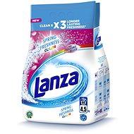 LANZA Spring Freshness 4,5 kg (60 praní) - Prací prášok