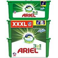 ARIEL Mountain Spring 3in1 28 + 2×28 ks (celkem 84 praní) - Sada drogerie