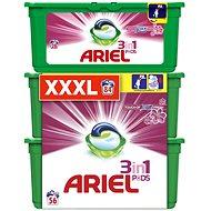 ARIEL Touch of Lenor 3in1 28 ks + 2x28 ks (celkem 84 praní) - Sada drogerie