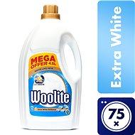 WOOLITE Extra White 4,5 l (75 praní) - Prací gel