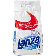 LANZA Fresh & Clean Bílá 6,75 kg (90 praní) - Prací prášek