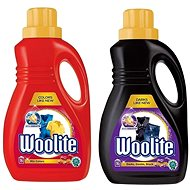 WOOLITE Mix Colors 1 l (16 praní) + WOOLITE Dark, Black & Denim 1 l (16 praní) - Sada