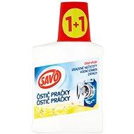 SAVO čistič pračky Citrón 2 × 250 ml - Čisticí prostředek