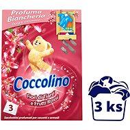 COCCOLINO Frutti Rossi vůně do skříně 3 ks
