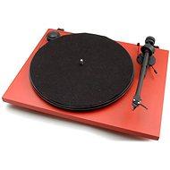 Pro-Ject Essential II + OM5E - červený - Gramofon