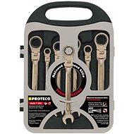 PROTECO Sada ráčnových klíčů 42.18-343-772