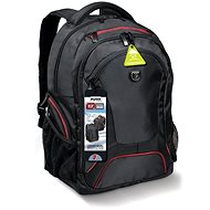 "Port Designs Courchevel 17.3 ""schwarz / rot - Notebookrucksack"