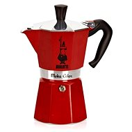 Moka Color - Red