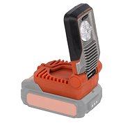 Powerplus Aku LED svítilna POWDP8010 (bez baterie) - Svítilna