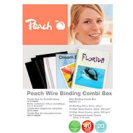 Peach vázací set PW064-07 A4