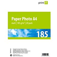 PRINT IT Paper Photo Matt A4 20 listů