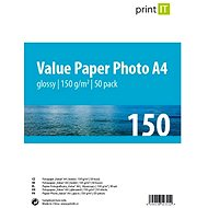 PRINT IT Paper Photo Glossy A4 50 sheets - Photo Paper