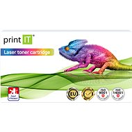 PRINT IT OKI 44469706 azurový - Alternativní toner