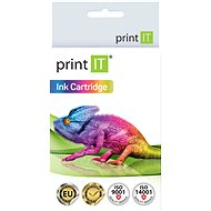 PRINT IT Brother LC-980 / LC 1100 Yellow