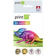 PRINT IT Canon CLI 521 azurový - Alternativní inkoust
