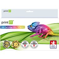 PRINT IT Kit Epson T1285 C / M / Y / Bk - Alternative Druckerpatrone