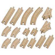 Chuggington - Set of tracks 16pcs - Train Tracks Accessories