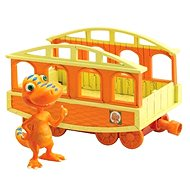 Dinosaur Train - Buddy s vagónkem