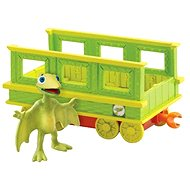 Dinosaur Train - Prcek s vagónkem - Herní set