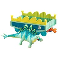 Dinosaur Train - Morris with carriages
