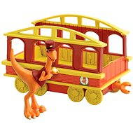 Dinosaur Train - Conductor s vagónkem