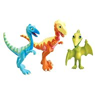 Dinosaur Train - Derek, Ollie and pan P