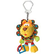 Playgro Lion Larry - Kinderwagenspielzeug