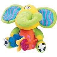 Playgro Rascheln Elefanten mit Beißringe - Didaktisches Spielzeug