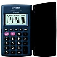 Casio HL 820LV black