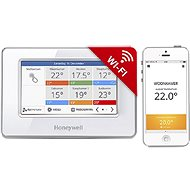 Honeywell EvohomeTouch Steuereinheit GB WiFi ohne Strom - Set