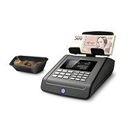 SAFESCAN 6185 šedá - Stolní počítačka bankovek