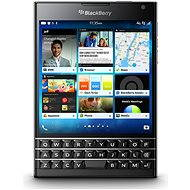 Blackberry QWERTZ-Schwarz-Passport-
