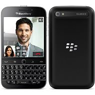 Blackberry QWERTZ-Classic Black