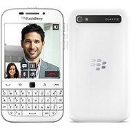 BlackBerry Classic QWERTY White - Mobilní telefon