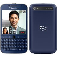 BlackBerry QWERTY Classic Blue - Mobile Phone