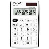 REBELL SHC 312 černo/bílá - Kalkulačka