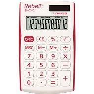 REBELL SHC 312 bílo/červená - Kalkulačka