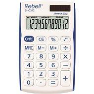 REBELL SHC 312 bílo/modrá - Kalkulačka