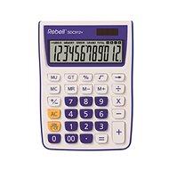 REBELL SDC 912+ bílo/fialová - Kalkulačka